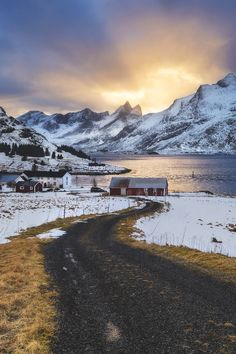 Reine, Norway | Andrey Chabrov