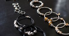 Pieces from the Autumn collection 2014. #PANDORA #PANDORAaw14 #PANDORAbracelet #PANDORAring