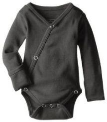 L'ovedbaby Organic Kimono Bodysuit, unisex, gender neutral, baby clothes, clothing