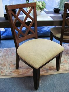 Pair of Dining Chairs $149.00. - Consign It! Consignment Furniture