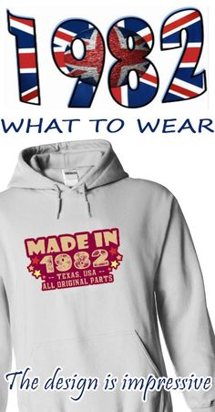 1982 is awesome. Not available in stores.    100% Original Design. Show your proud and wear it with PRIDE! Buy and share it to your FRIENDS!