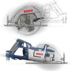 Bosch Power Tools by Greg Reinecker at Coroflot.com