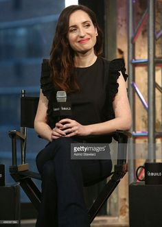 Actress Zoe Lister-Jones attends AOL BUILD Series: 'Consumed' at AOL Studios on November 20, 2015 in New York City.