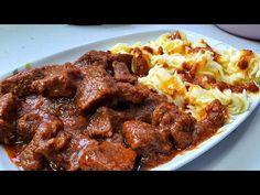 GULAŠ - Ubjedljivo najbolji recept - Meso se topi a saft preukusan | 4K - YouTube