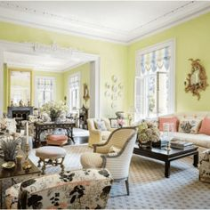 Mario Buatta for Patricia Altschul Architectural Digest, Traditional Interior, Traditional House, Traditional Styles, Portfolio Design, Chinoiserie, Patricia Altschul, Home Interior, Interior Design