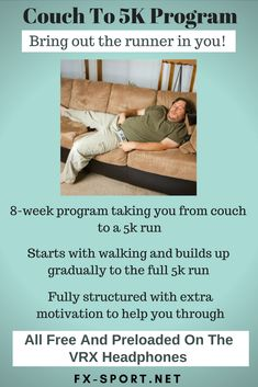 Make the #LifeChanges you dream of with our #CouchTo5K running programs - Motivation and structure combined with your favourite music. Your ultimate #training partner! #GetFit