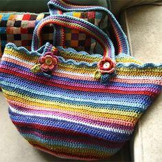 6 Super Cute Crochet Bag Patterns