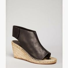 The Look 4 Less: Celine Espadrille Wedge