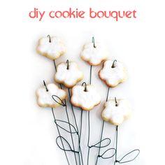 DIY Cookie Bouquet
