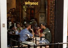 whynot coffee west village - Google Search