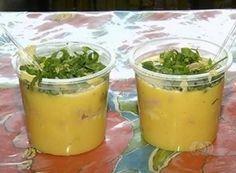 Chica Doida é o prato principal em festas juninas no estado de Goiás.