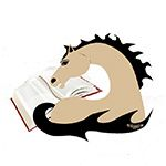 Simple logo for Buckskin Books Clay, Symbols, Logo, Simple, Books, Clays, Logos, Libros, Book