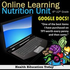 Health And Physical Education, Education Today, Nutrition Education, High School Health, Health Class, Summer School Programs, Websites For Students, Self Contained Classroom, Health Unit