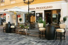 Pizza Piccolino - Győr, Kazinczy utca 16. - Etterem.hu