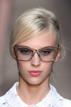Tendencia Primavera 2013 accesorios gafas de sol lentes - Valentino
