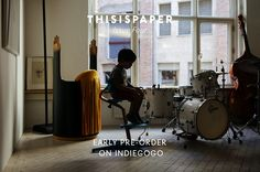 THISISPAPER ISSUE FOUR - early pre-order on Indiegogo. Please support us and spread the word: http://igg.me/at/thisispaper-offline