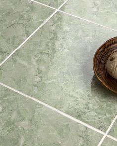 """Revestimento Cerâmico: Itaperi Verde PEI 4 - 46cm x 46cm / 18"""" x 18"""""""