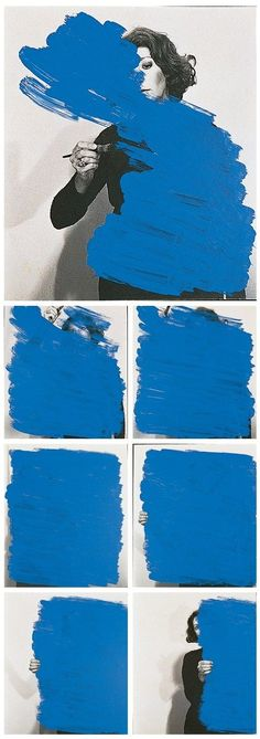 Helena Almeida, Study for Inner Improvement (1977) - Pictify - your social art network