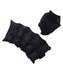 Body Maxx Ankle & Wrist Weights 1 Kg x 1 Pair, Total 2 kg Wts