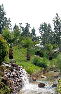 Shanadar park, Erbil. Kurdistan