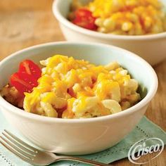 Slow Cooker Macaroni and Cheese from Crisco®