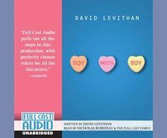 Boy Meets Boy Audiobook by David Levithan - hoopla digital