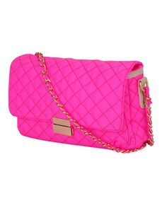 Quilted Chain Crossbody | FOREVER21 - 1000041240