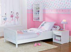 Tok&Stok Quarto infantil Para quartos delicados, inspire-se na leveza de traços limpos e tons de rosa.