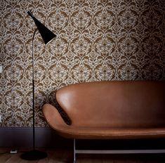 Arne Jacobsen sofa @Daniel Vasey of Fritz Hansen #allgoodthings #danish spotted by @missdesignsays
