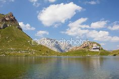 #Lake #Wolayersee In #Lesachtal #Carinthia #Austria @depositphotos #depositphotos #nature #landscape #hiking #alps #mountains #panorama #view #outdoor #season #summer #beautiful #wonderful #colorful #bluesky #travel #vacation #holidays #leisure #sightseeing #stock #photo #portfolio #download #hires #royaltyfree