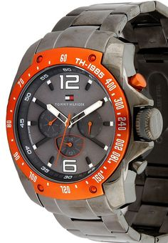 1790869 Stainless Watches by TOMMY HILFIGER.   http://zocko.it/LESCY