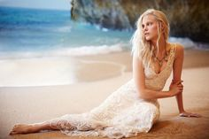 If you are looking for a summer escape, than look no further than BHLDN's latest lookbook called, 'Swept Away'. Model Hannah Holman enchants in wedding dresses and honeymoon ready looks with a bohemian flair. From rustic jewelry to the flowers in her hair, these images will certainly make you want to sail away for a …