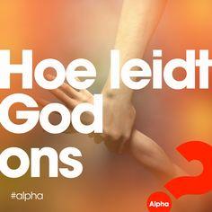 Wat kies jij: een briefje uit de hemel of ben je liever zelf in control?  Lees de blog van Michael http://www.alpha-cursus.nl/blog/hoe-leidt-god-ons