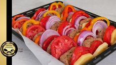Ratatouille, Sushi, Sausage, Meat, Ethnic Recipes, Youtube, Food, Kitchens, Sausages