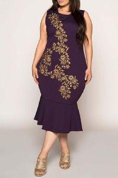 Hourglass Plus Size Body Con Midi Dress – CurveGirl Plus Size Gowns, Plus Size Outfits, Plus Size Bodies, Hourglass, Soft Fabrics, Dresses, Products, Fashion, Large Size Clothing