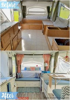 Creative And Genius Camper Remodel And Renovation Ideas You Can Apply Right Now (Tips 05)