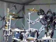 Stickboy (Drummer Compressorhead)