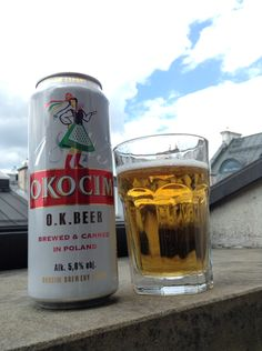 (Backup) Okocim O. K. Beer