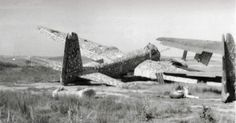 """Ju 88 G-1 """"9W+ge.AL"""", WNr.714891 from 3./I./NJG 101,near Pilsen, Czechoslovakia in May 1945. 3 I, Luftwaffe, Abandoned, Night, Photos, Left Out, Pictures, Air Force, Ruin"""