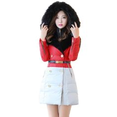 Cheap coates guns, Buy Quality coats bell directly from China coats textil Suppliers:                   Description:2016 New Winter Coat Women Fashion Outerwear       Color:Gray,Red,Yellow       Size: