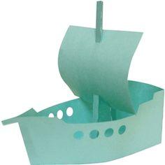 Silhouette Design Store - View Design #25445: 3d pirate ship
