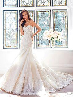 Vestido de Noiva - Y21439