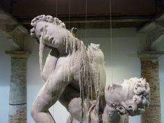 Urs Fischer sculpture Sculptures, Lion Sculpture, Object Lessons, Illustrations, Les Oeuvres, Statue, Html, Inspiration, Artworks