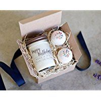 SALE: $21.0 - Birthday Gift Idea Birthday Cake themed Gift Set with Vanilla Cake Candle and Vanilla sprinkle bath bombs #Birthday #Gift #Idea #Birthday #Cake #themed #Gift #Set #with #Vanilla #Cake #Candle #and #Vanilla #sprinkle #bath #bombs #BirthdayGiftIdeaBirthdayCakethemedGiftSetwithVanillaCakeCandleandVanillasprinklebathbombs #Beauty&Grooming #BathBombs #amazon