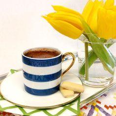 l#spring Turkish coffee  ❤️☕️ #turkishcoffee#turkkahvesi #selamliqueistanbul#istanbul#tulip