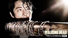 The Walking Dead (TV Series 2010– ) Oct. 23 2016 on AMC with Steven Yeun as Glenn Rhee
