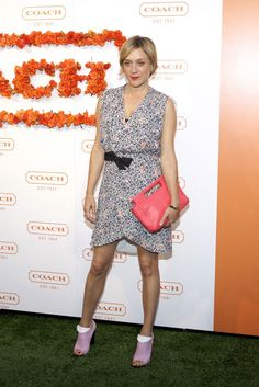 Chloë Sevigny at the Children's Defense Fund Event hosted by Coach & J.J. Abrams [Photo by Katie Jones]