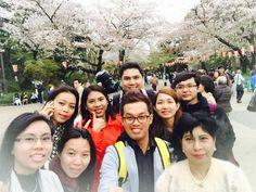 @Ueno park