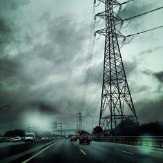 Rainy day ©Lourdes Pozo