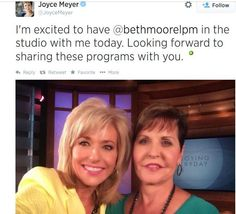 The End Time: At what point does one declare a teacher like Beth Moore false? Here's some help.